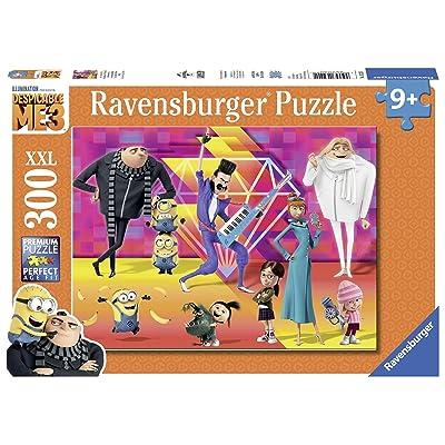 Ravensburger- Puzzles 300 Piezas XXL, GRU, Mi Villano Favorito 3 (13220): Juguetes y juegos