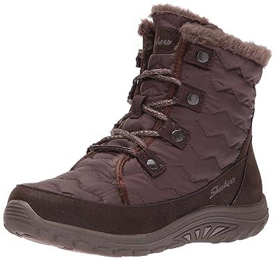 3319e8bfbb009 Amazon.com | Skechers Women's Reggae Fest-Vector Ankle Bootie | Shoes