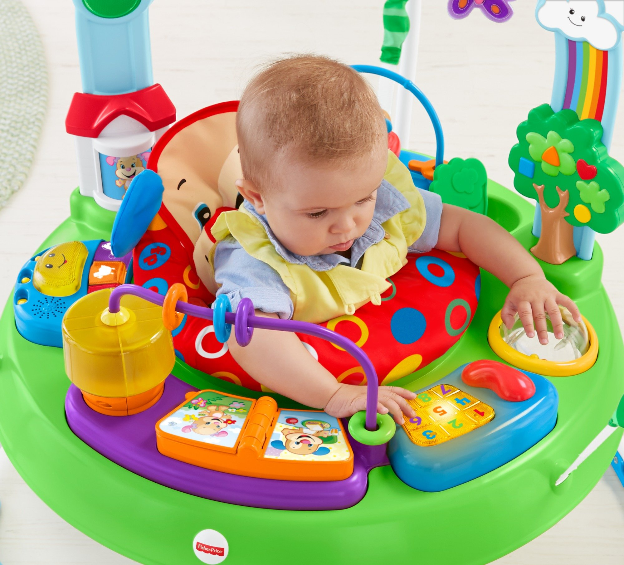 Fisher-Price Laugh And Learn Puppy'S Activity Jumperoo by Fisher-Price (Image #5)