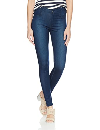 77076c1d6570f Amazon.com: James Jeans Women's Twiggy Dancer Yoga Legging Jean in Namaste:  Clothing