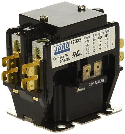 Mars2 Double Pole / 2 Pole 30 Amp Condenser Contactor 17325 ... on 80 amp relay wiring, latching relay wiring, 70 amp relay wiring, standard relay wiring, 20 amp relay wiring, 15 amp relay wiring, 40 amp relay wiring, plug in relay wiring, 30 amp relay wiring, 100 amp relay wiring, mechanical relay wiring, electrical relay wiring,