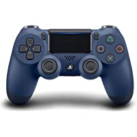 Sony Official PlayStation 4 Dualshock 4 Controller - Midnight Blue (PS4)