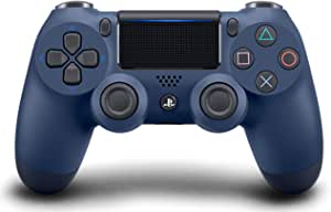 Sony Cuh-Zct2G Dual Shock4 Wireless Controller, Midnight Blue - Playstation 4