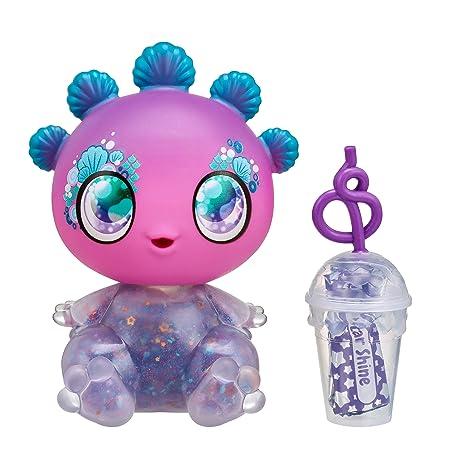 Goo Goo Galaxy Luna Laguna, 5Doll with Squeezer Belly & DIY Slime Activity