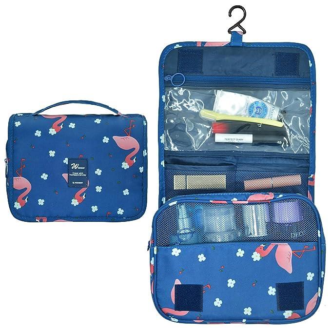 Amazon.com: Neceser portátil para colgar de viaje ...