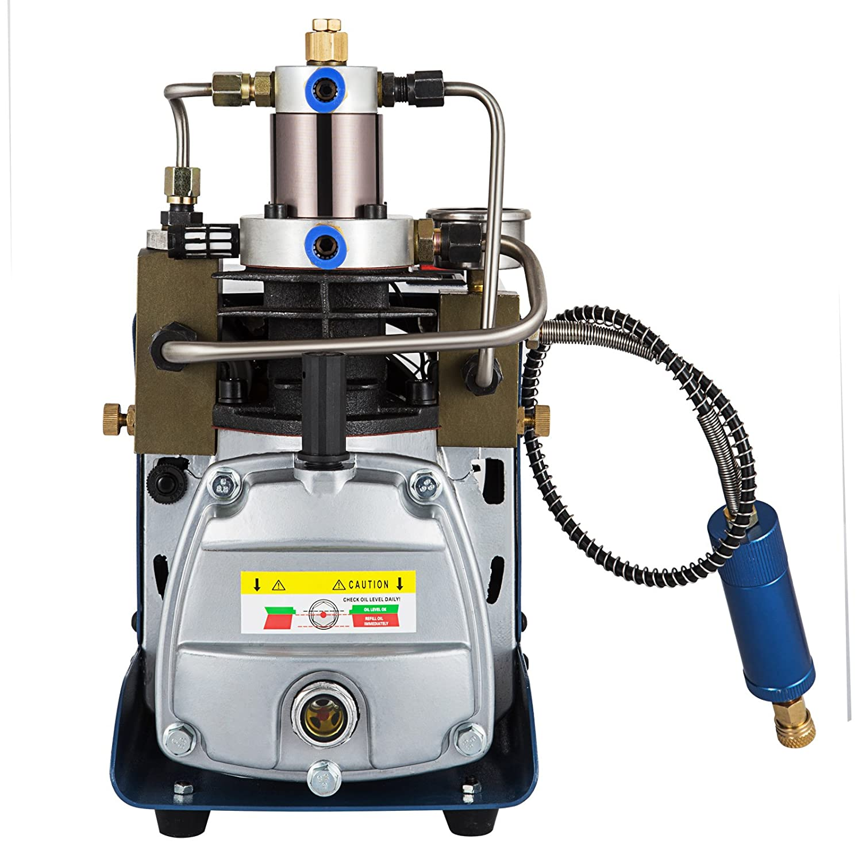 110V 30MPa 4500PSI 2.5HP Air Compressor Pump PCP Electric High Pressure System Rifle YONGHENG