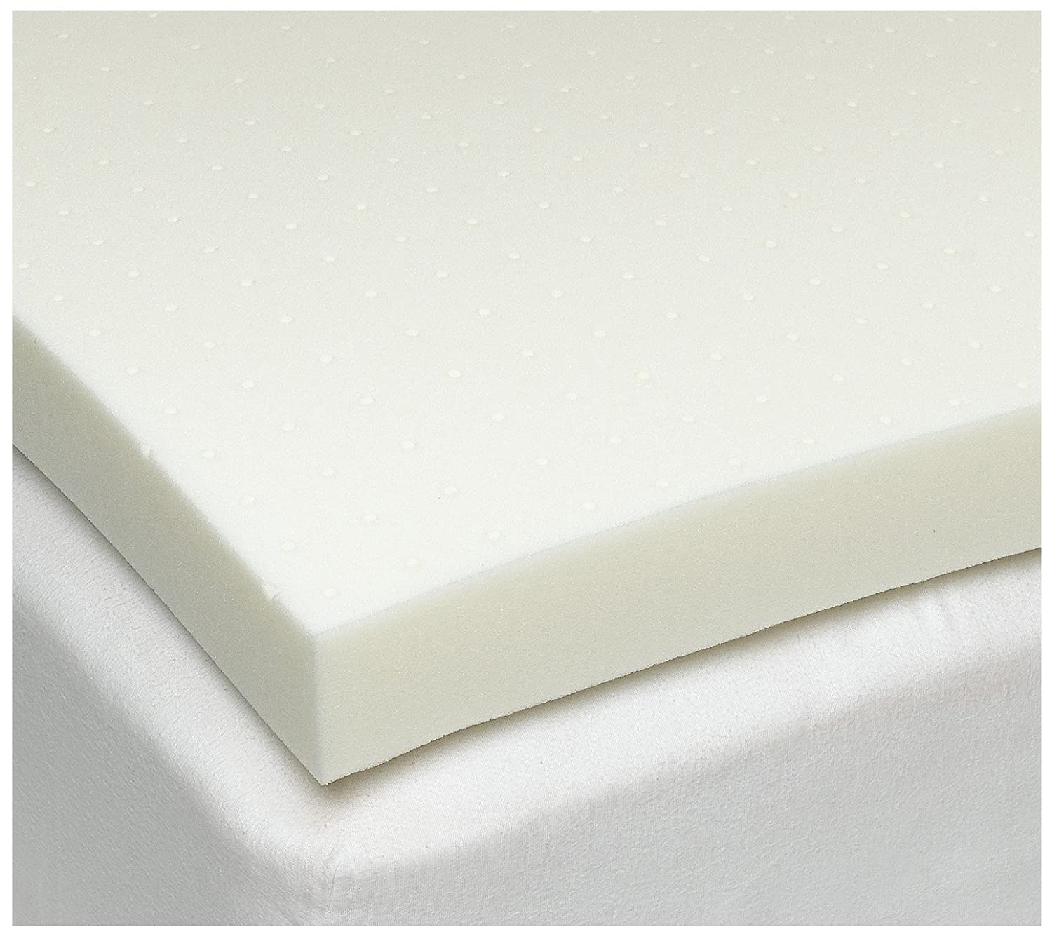 Sleep Joy 3 Visco2 Memory Foam Mattress Topper