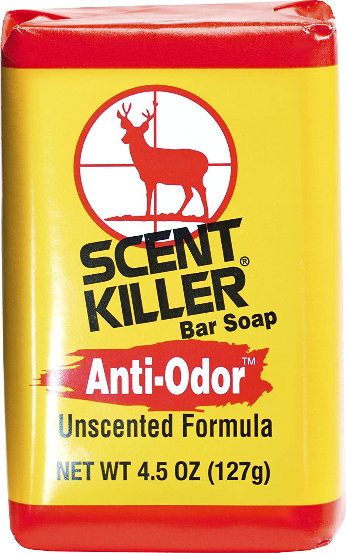 Scent Killer 541 Wildlife Research Scent Killer Bar Soap, 4.5 oz.