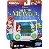 Tiger Electronics Disney's The Little Mermaid Electronic LCD Video Game, Retro-Inspired Edition, Handheld 1-Player Game, Ages