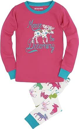 Hatley Long Sleeve Printed Pyjama Sets Conjuntos de Pijama para Niñas