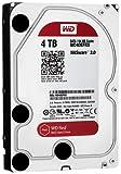 WD Red 4TB interne Festplatte SATA 6Gb/s 64MB interner Speicher (Cache) 8,9 cm 3,5 Zoll 24x7 5400Rpm optimiert für SOHO NAS Systeme 1-8 Bay HDD Bulk WD40EFRX