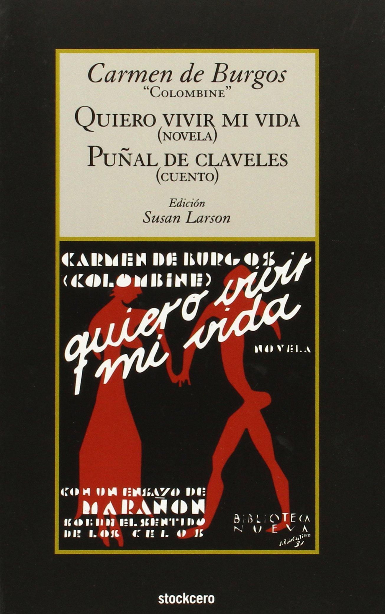Quiero Vivir Mi Vida / Punal de Claveles: Amazon.es: Carmen ...