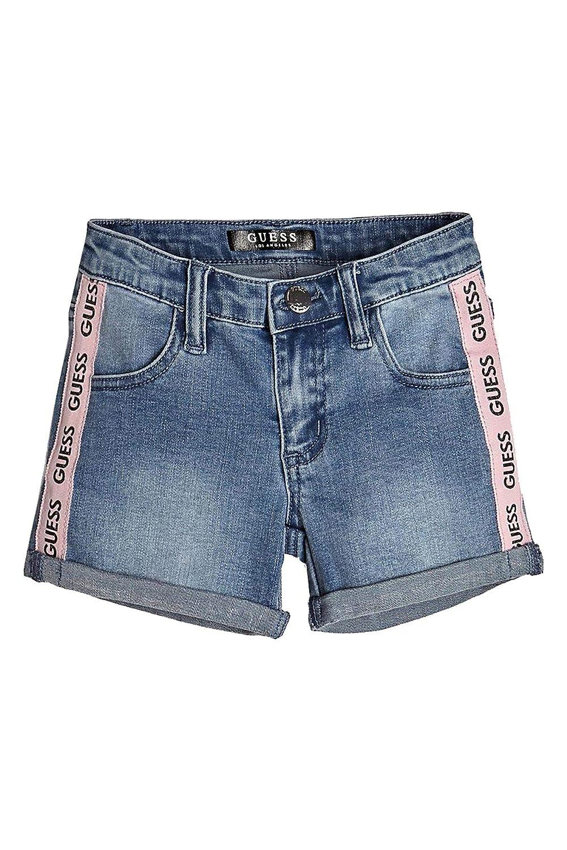 Short Pantaloncino in Denim Jeans Bimba Bambina Guess