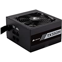 Corsair TX550M 550W 80 Plus Gold Certified Power Supply