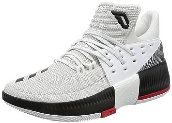 5a0748a10 adidas D Lillard 3 - Zapatillas de baloncesto para Hombre  Amazon.es   Deportes y aire libre
