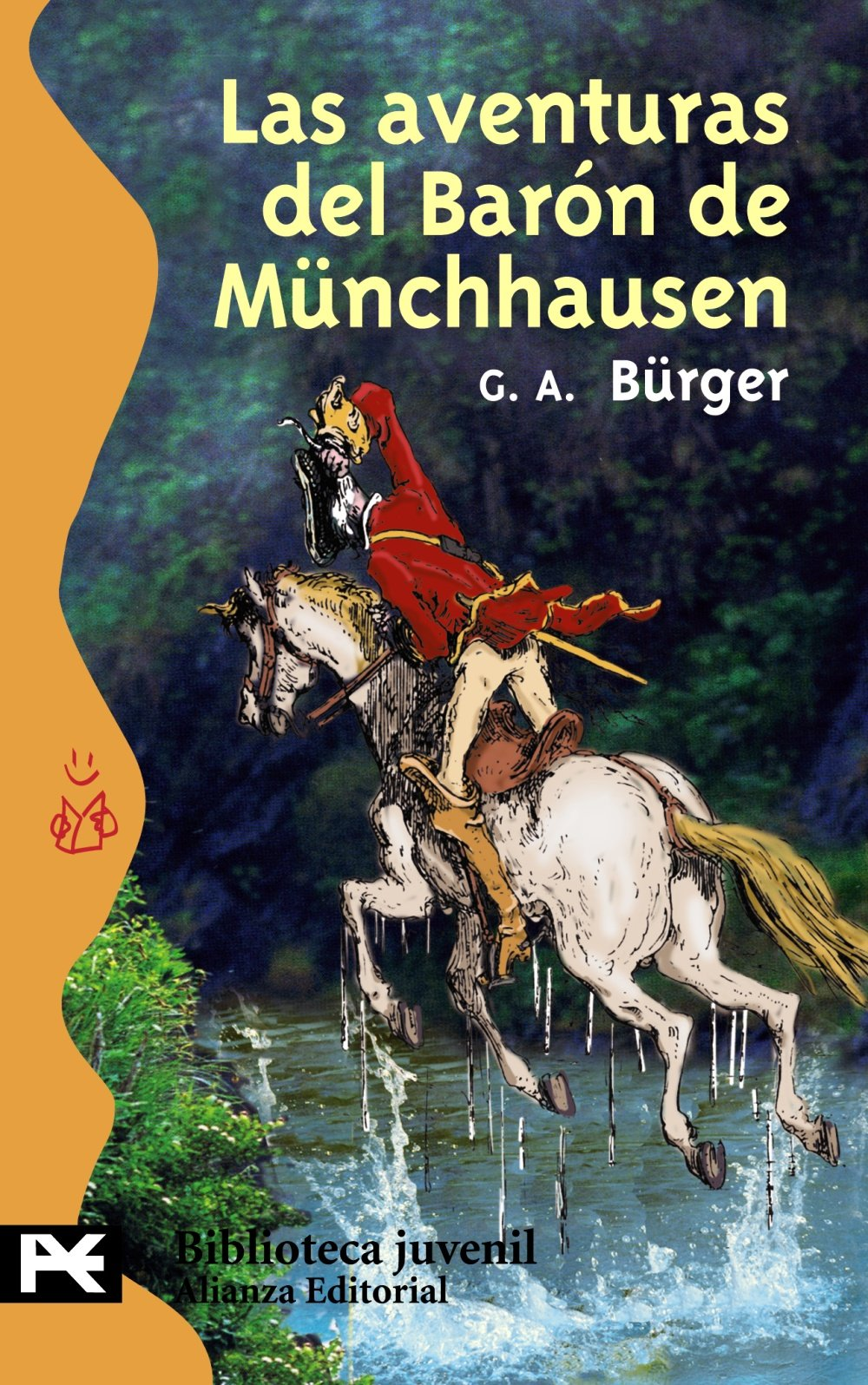 Download Las aventuras del Baron de Munchhausen/ The Adventures of Baron Munchhausen (Spanish Edition) pdf epub