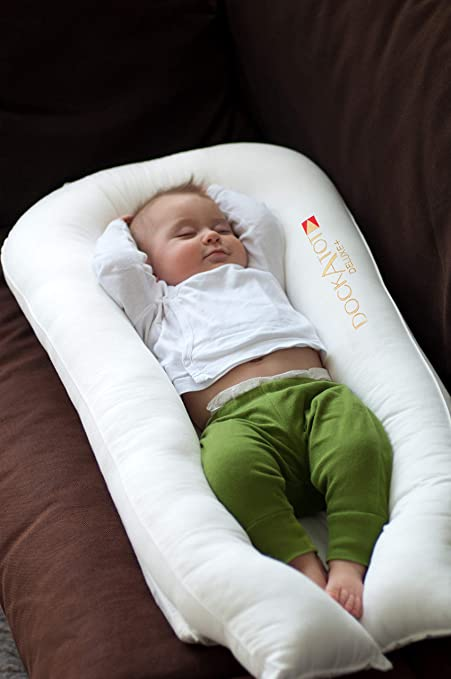 Amazon.com : DISCONTINUED (Old Version) - DockATot Deluxe Dock (So Safari) : Baby