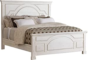 Coaster Home Furnishings Celeste Queen Bed Vintage White Panel