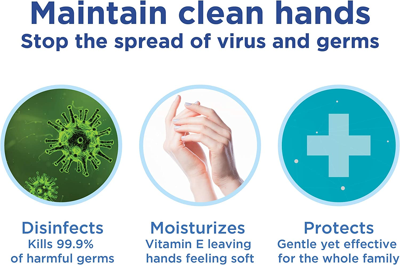 Natural Concepts Hand Sanitizer Gel