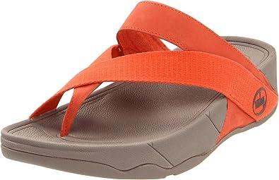 3dc7fffc150d FitFlop Sling Sport Womens Sandal In Fresh Orange ORANGE 3.0  Amazon ...