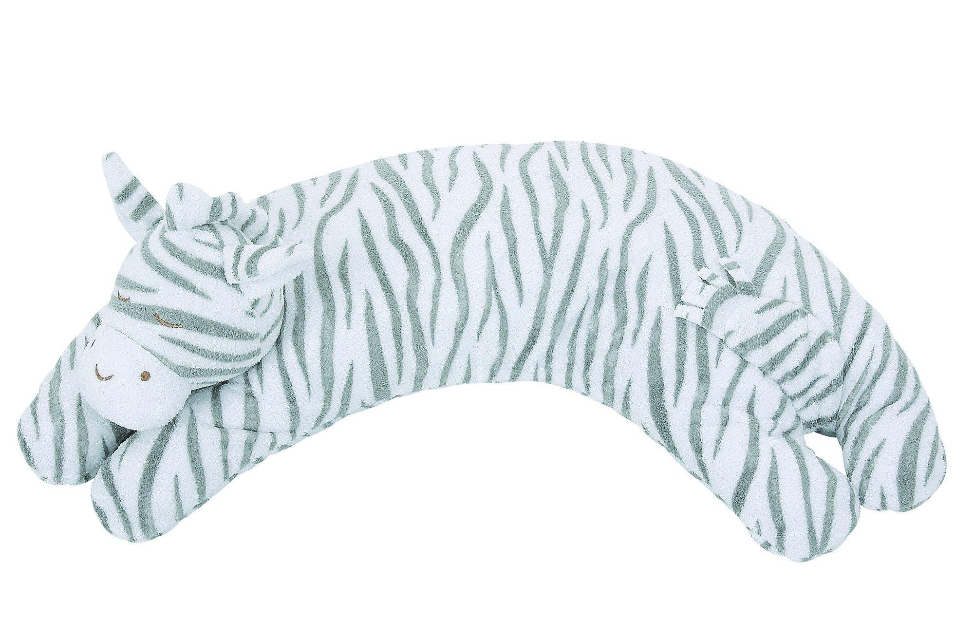 Amazon Com Angel Dear Curved Pillow Multi Leopard