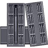Mini Precision Screwdriver Set, Precision Repair Tool Kit, 49-in-1 S2 Steel Magnetic Driver Bit for iPhone, Macbook, Laptop,