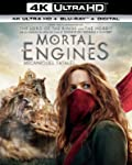 Mortal Engines [4K Ultra HD + Blu-ray + Digital] (Bilingual)