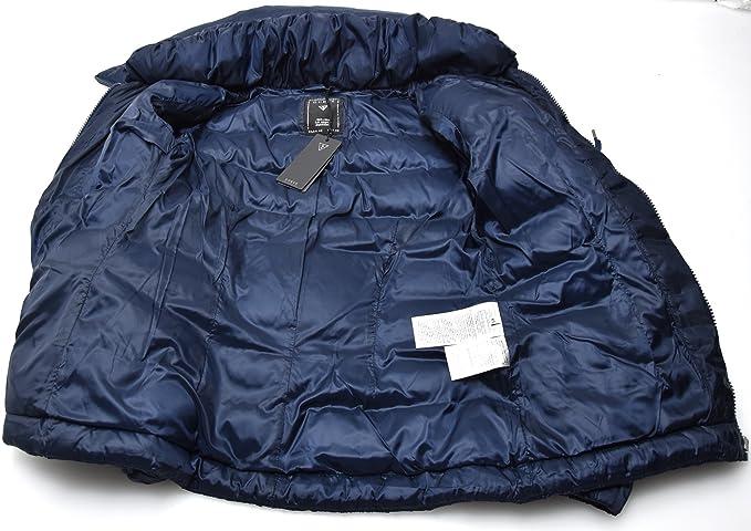 Guess Abrigo DE Pluma Azul para Mujer Art. W34L14W4G30 XS BLU - Blue: Amazon.es: Ropa y accesorios