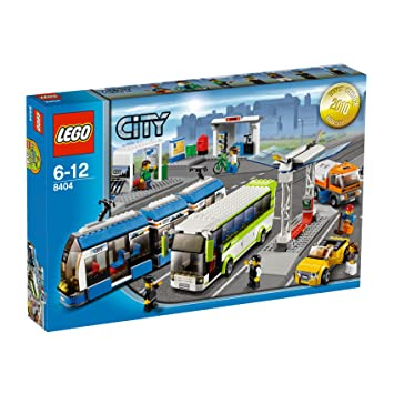 LEGO City Town Square 2015: REVIEW Set 60097 - YouTube
