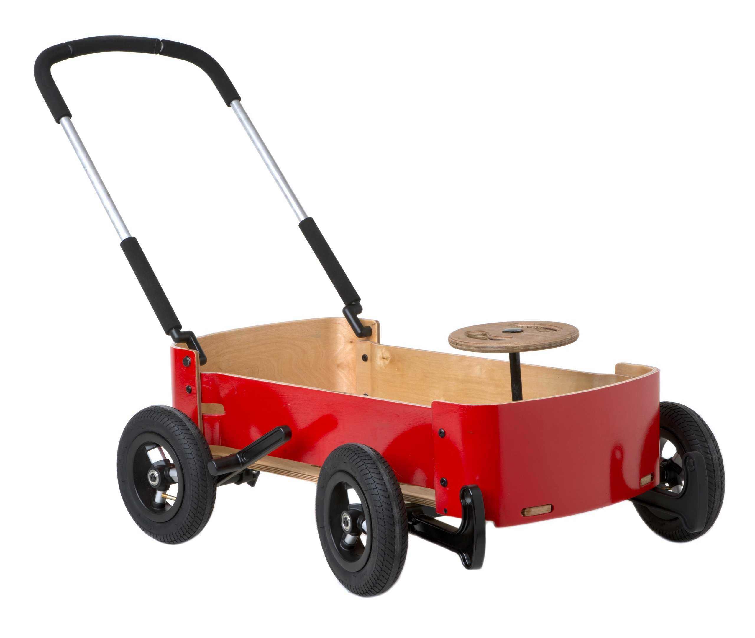 Wishbone Classic Red Wagon