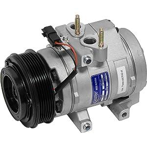 UAC CO 10909C A/C Compressor and Clutch