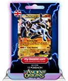 MACHAMP EX (Mackogneur) 37/98 180HP XY07 ANCIENT ORIGINS (Origines Antiques) - Booster de 10 cartes Pokemon anglaises my-booster