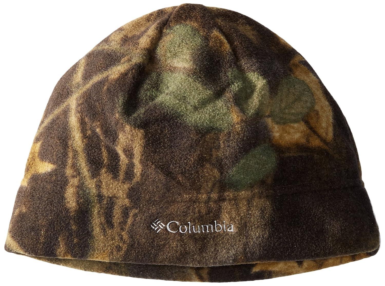 コロンビアレディースGlacial Fleece Hat One Size Timber Wolf/Camo B00QVJTP7S