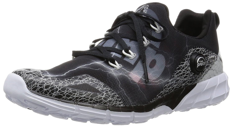 Reebok Zpump Fusion 2.0 SPDR Sneaker Homme Sport Chaussures de Sport Homme Fitness Noir 43 EU c1d39b