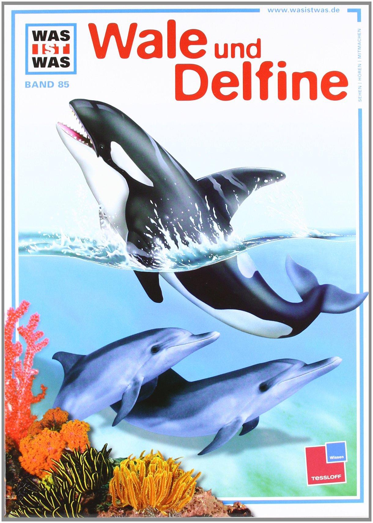 Was ist was, Band 085: Wale und Delfine