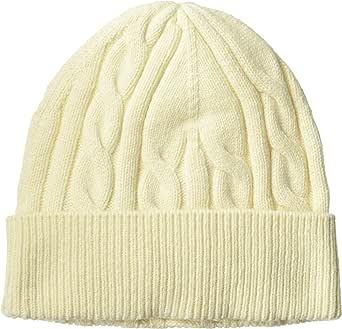 Amazon Essentials Cable Knit Hat Hombre