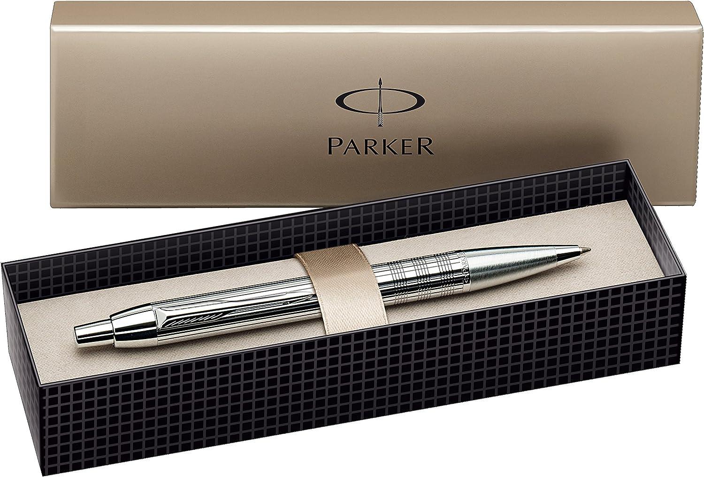 Parker Premium IM Neu Chrome Kugelschreiber