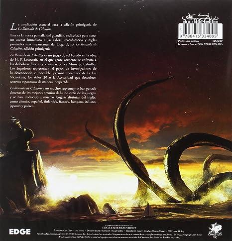 Edge Entertainment- Pantalla del Guardián Primigenia, Color (EECHCC02): Amazon.es: Juguetes y juegos
