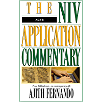 Acts (The NIV Application Commentary Book 5)