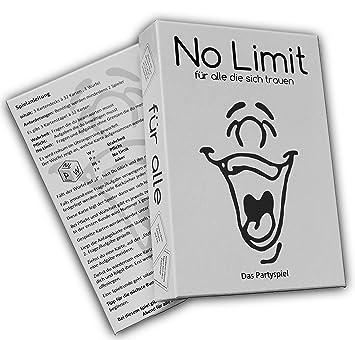 No Limit Para Todos Los Que Se Trauen Juego Para Fiestas Juego