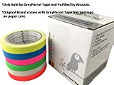 GreyParrot Tape UV Blacklight