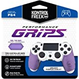 KontrolFreek Performance Grips for Playstation 4 Controller (PS4)   Galaxy Purple