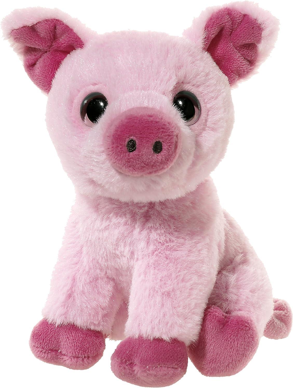 Heunec- Mini-MI Schwein Peluche, Color Rosa (273979)