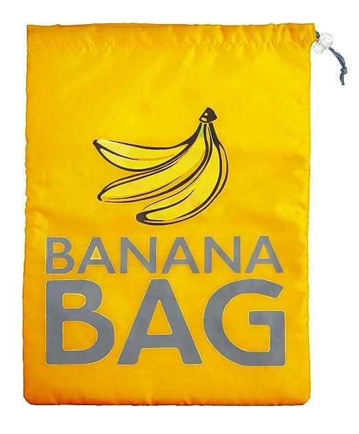 38 x 28 cm Kitchen Craft Stay Fresh bolsa de poliéster Banana ...