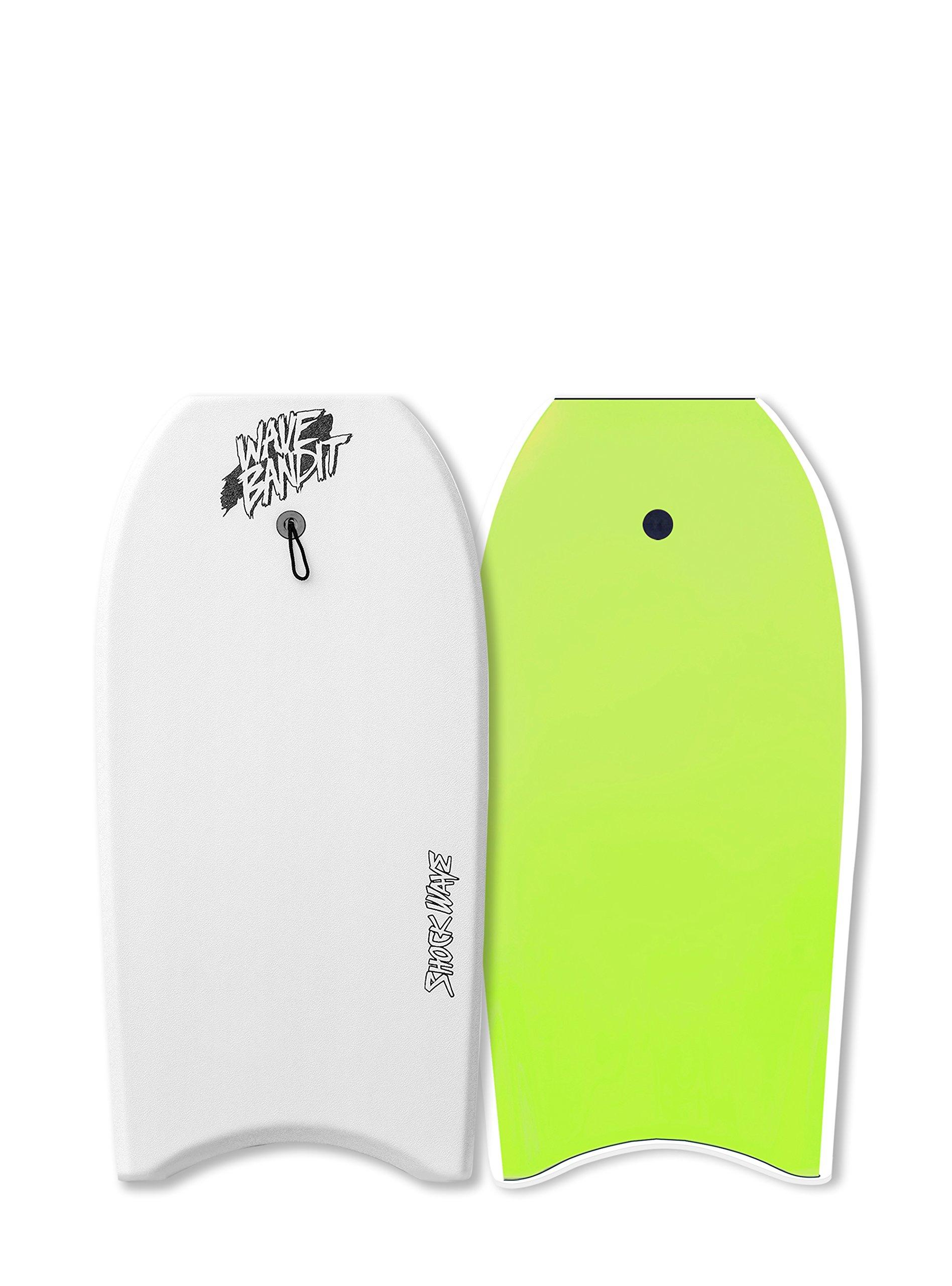 Catch Surf Wave Bandit Shockwave 42'' Short Surf Board, White