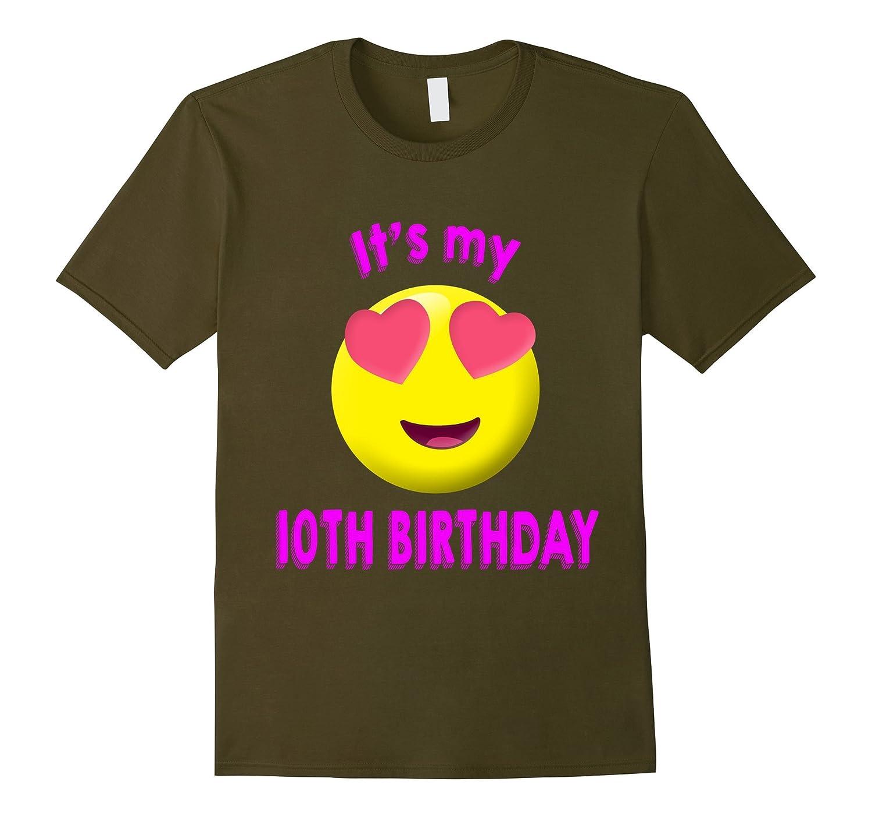 10th birthday emoji It's my 10th birthday-RT