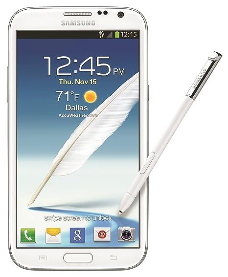 Samsung Galaxy Note II, White 16GB (AT&T)