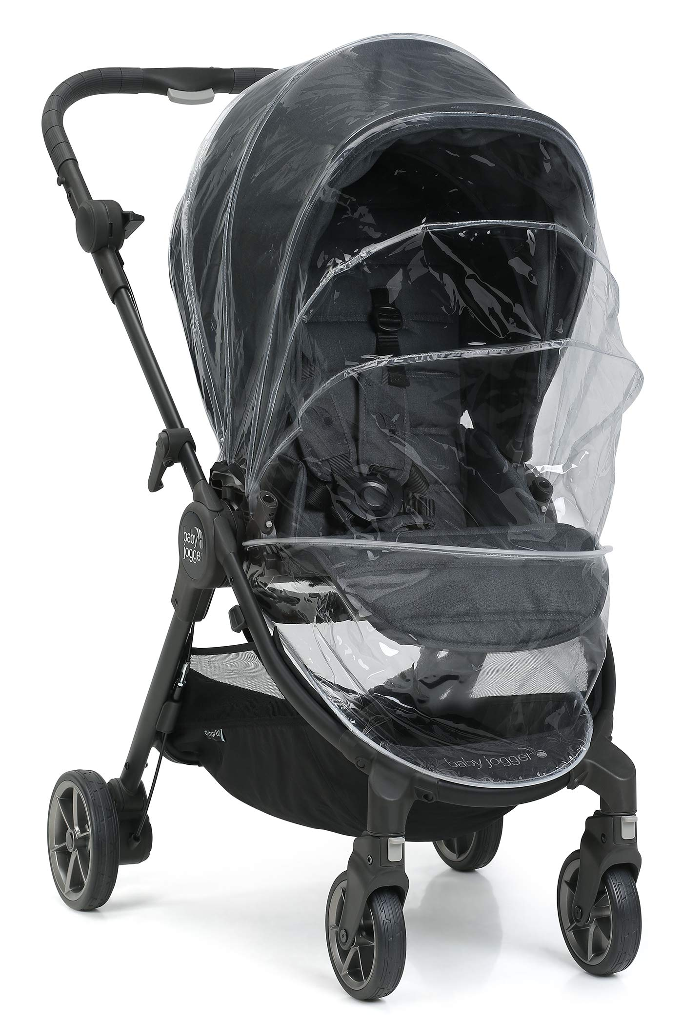 Baby Jogger City Tour Lux Weather Shield, Clear by Baby Jogger