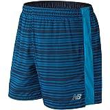 New Balance Herren beschleunigen Graphic 12,7cm Running Shorts