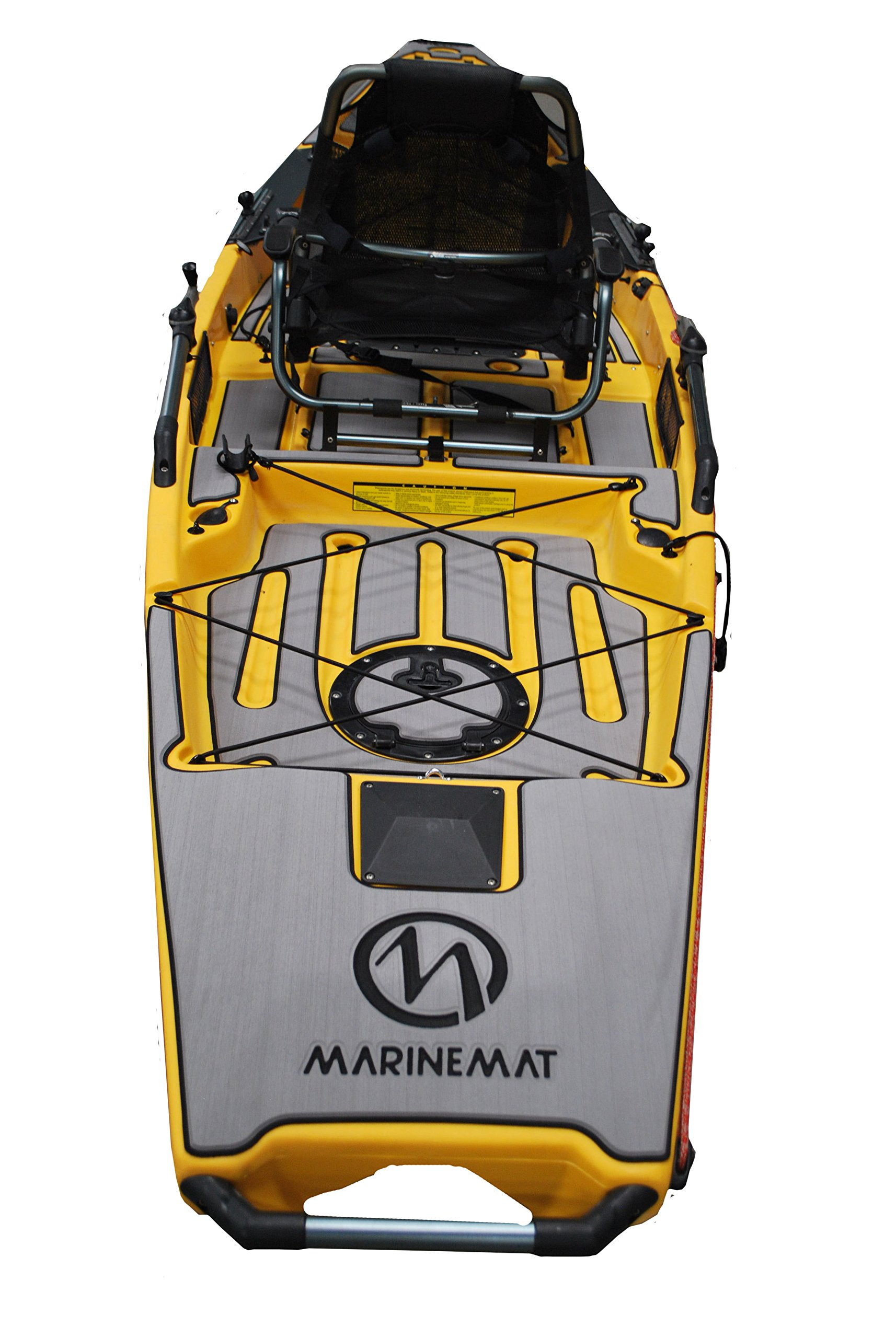 Complete Elite Series Kayak Pad by MARINEMAT. Kit Fitting: Hobie Pro Angler 14 by Marine Mat (Image #4)
